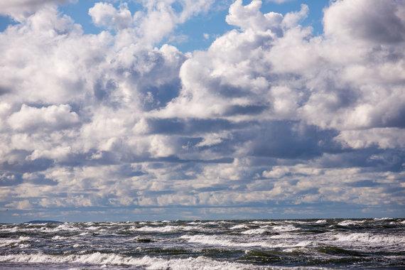 Luko Balandžio / 15min nuotr./Baltijos jūra