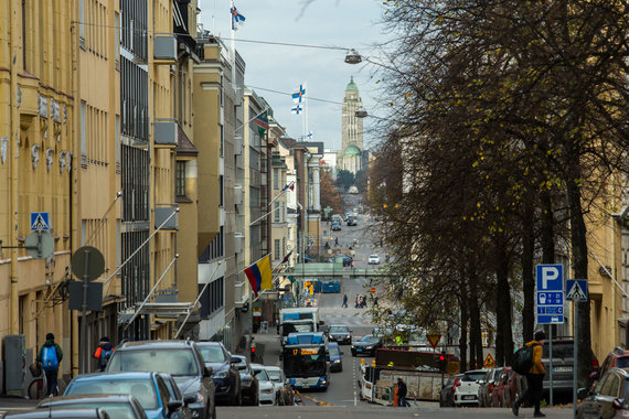 Luko Balandžio / 15min nuotr./ Helsinkis