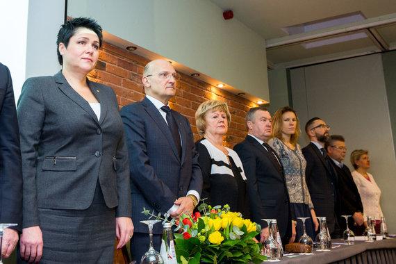 Luko Balandžio / 15min nuotr./Daina Gudzinevičiūtė ir komanda