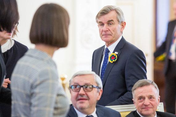 Luko Balandžio / 15min nuotr./Viktoras Pranckietis
