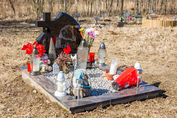 Luko Balandžio / 15min nuotr./Gyvūnų kapinės