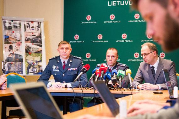 Luko Balandžio / 15min nuotr./Andžejus Roginskis, Linas Pernavas, Martynas Jovaiša