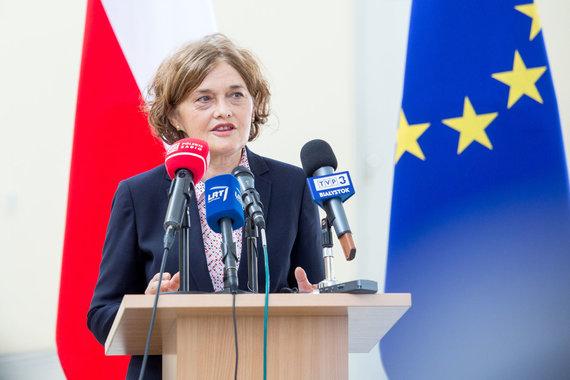 Luko Balandžio / 15min nuotr./Urszula Doroszewska