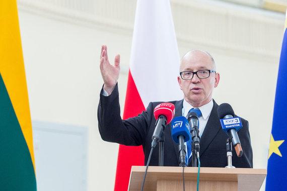 Luko Balandžio / 15min nuotr./Valdas Kaminskas
