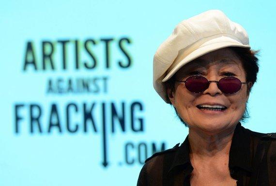 """Scanpix"" nuotr./Yoko Ono"