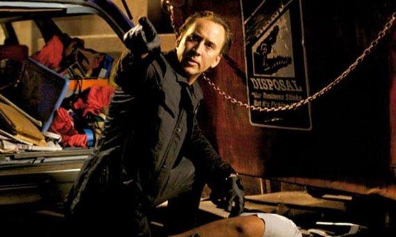 Kadras iš filmo/Nicolas Cage'as