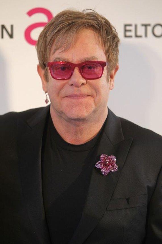 """Scanpix"" nuotr./Eltonas Johnas"
