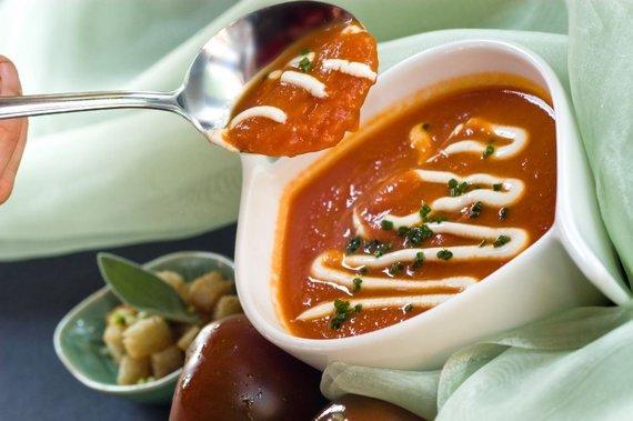 Fotolia nuotr./Trinta morkų sriuba