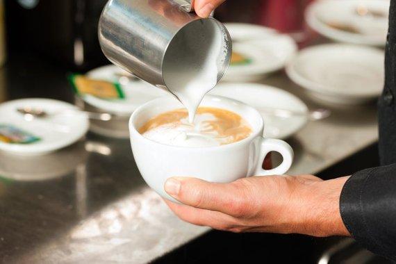 Fotolia nuotr./Kapučino kava
