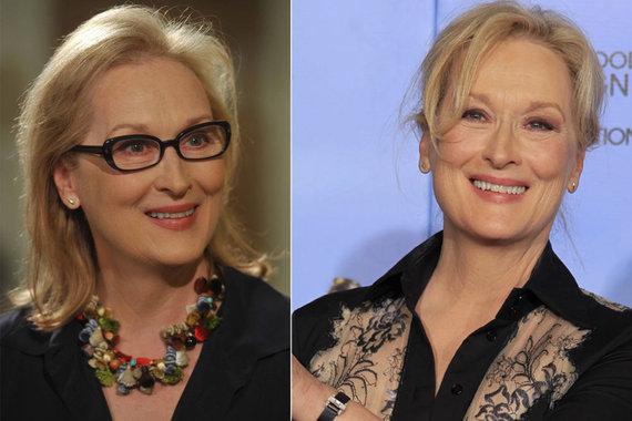 """Scanpix"" nuotr./Aktorė Meryl Streep"