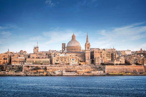 Fotolia nuotr./Maltos sostinė Valeta.