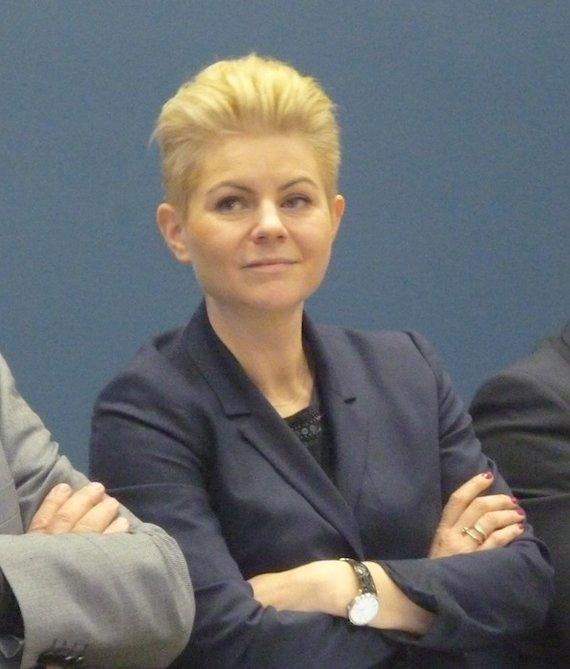 Eglės Digrytės nuotr./Odeta Bložienė