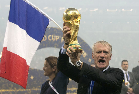 """""""Reuters""""/""""Scanpix"""" nuotr./Prancūzų triumfas"""