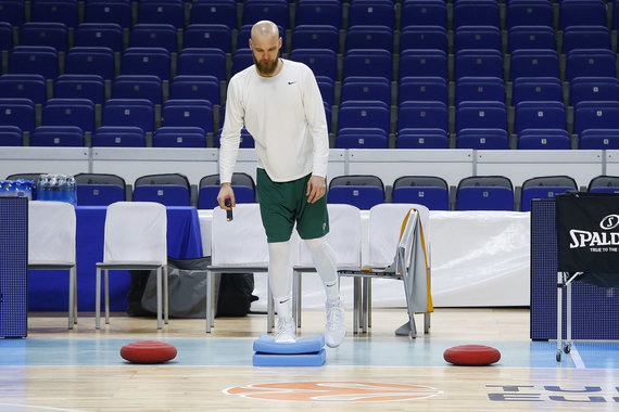 Euroleague.net nuotr./Antanas Kavaliauskas