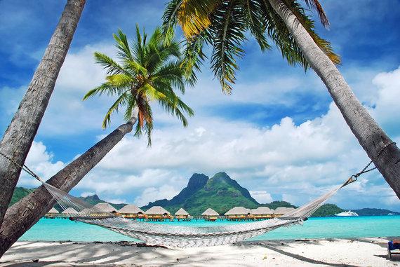 Shutterstock.com/Bora Bora, Prancūzijos Polinezija