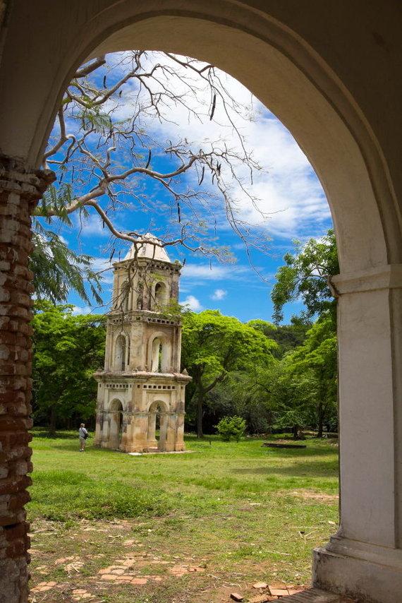 Kristinos Stalnionytės nuotr./San Isidro bokštas
