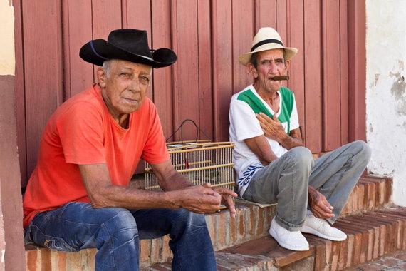 Kristinos Stalnionytės nuotr./Kubos gyvenytojai