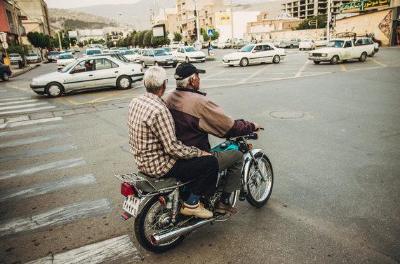 Lino Krisiukėno nuotr./Iranas