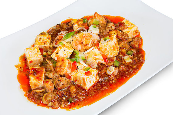 Shutterstock.com nuotr./Ma Po tofu