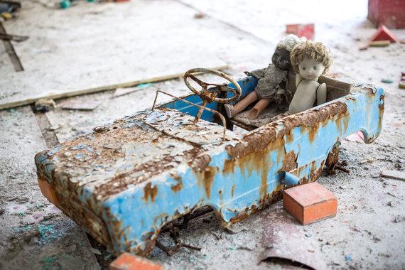 123rf.com nuotr./Černobylis (Ukraina)