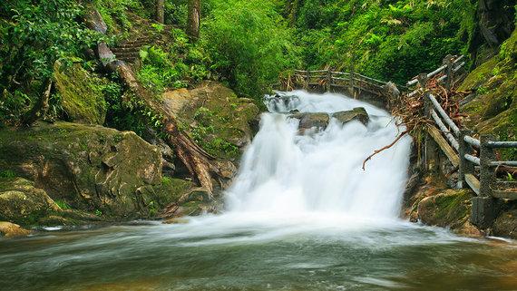 Shutterstock.com nuotr./Love Waterfall