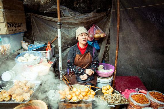 Shutterstock.com nuotr./Sapa tradiciniai valgiai