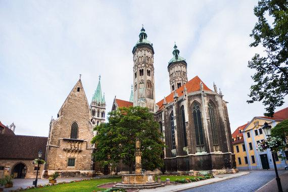 123rf.com nuotr./Naumburgo katedra