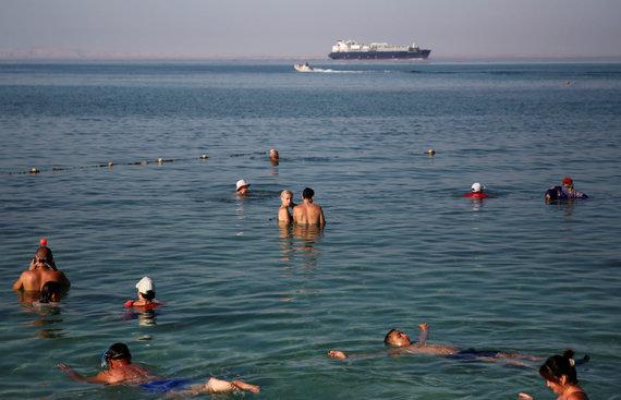 """""""Reuters""""/""""Scanpix"""" nuotr./Turistai Egipte"""
