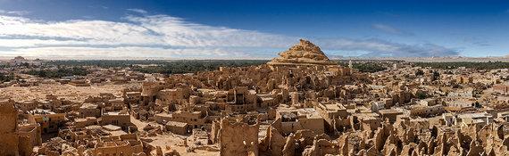 Shutterstock.com nuotr./Sivos oazė, Egiptas