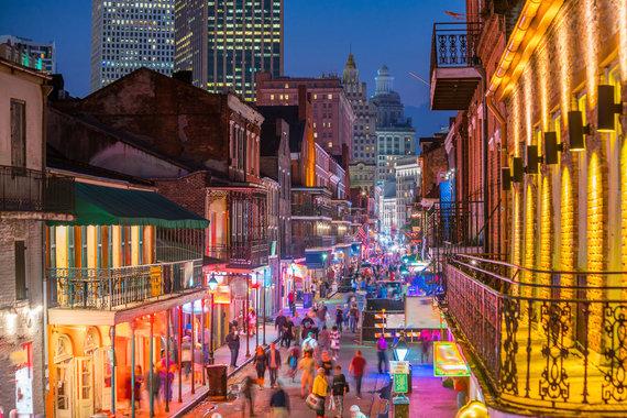 Shutterstock.com nuotr./Naujasis Orleanas