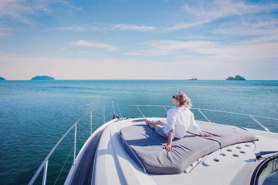 Shutterstock.com nuotr./Jachtų turai