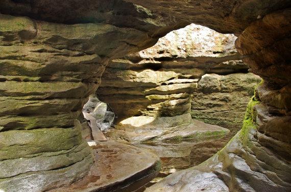 123rf.com nuotr./Akmenys Stolovų kalnuose