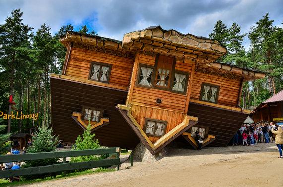 123rf.com nuotr./Apverstas namas