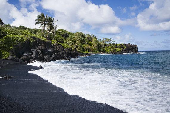 Shutterstock.com nuotr./Honokalani paplūdimys