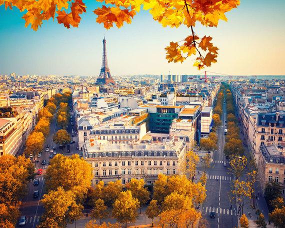 123rf.com nuotr./Paryžius
