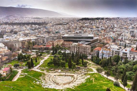 123rf.com nuotr./Akropolio muziejus