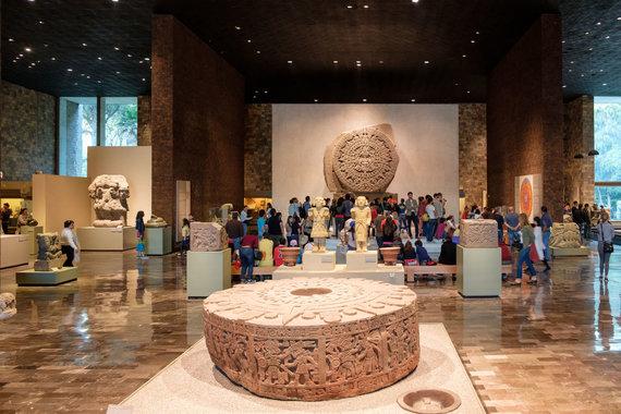 123rf.com nuotr./Nacionalinis antropologijos muziejus