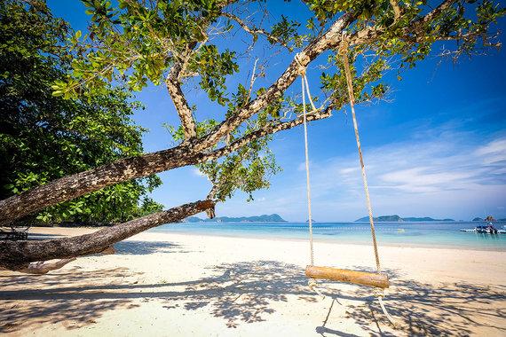 Shutterstock.com nuotr./Mianmaro paplūdimiai