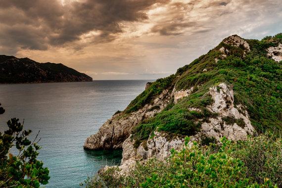 M.Mozyro nuotr./Korfu
