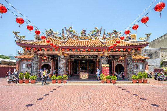 Autoriaus nuotr./Taivanas
