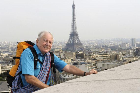 "AFP/""Scanpix"" nuotr./Maurice Herzog 2012 m."
