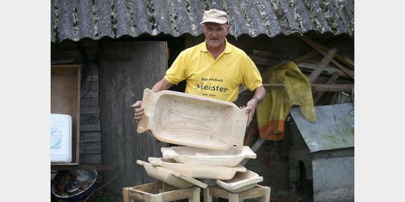 Algimanto Barzdžiaus/rinkosaikste.lt nuotr./Užvarčių kaimas
