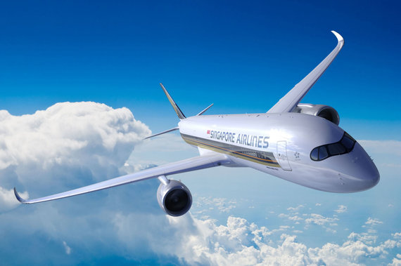 "AFP/""Scanpix"" nuotr./""Singapore airlines"""