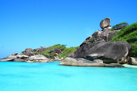 Shutterstock.com nuotr./Similano salų nacionalnis parkas