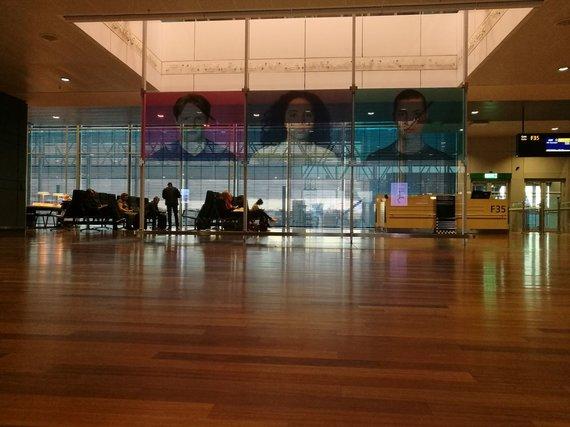 J.Blažiūno nuotr./Stokholmas. Arlanda oro uostas