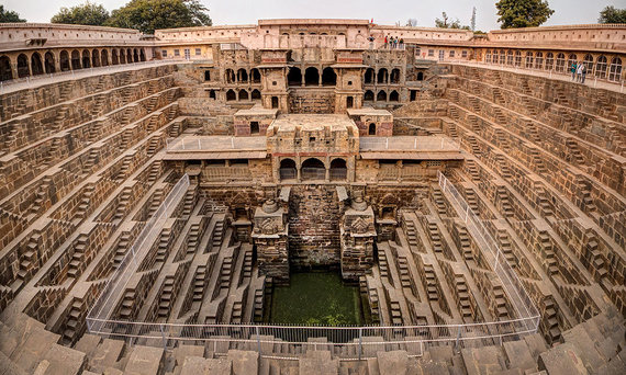 Shutterstock.com nuotr./Chand Baori, Indija