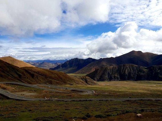 Algirdo Morkūno/Journey.lt nuotr./Kelionė Tibete