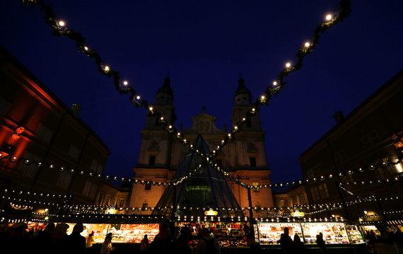 """""""Reuters""""/""""Scanpix"""" nuotr./Zalcburgas žiemą"""