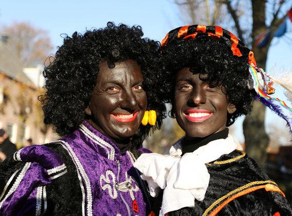 """Reuters""/""Scanpix"" nuotr./Zwarte Piet"