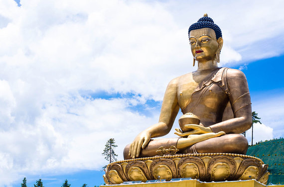Shutterstock.com nuotr./Budos statula Timpu
